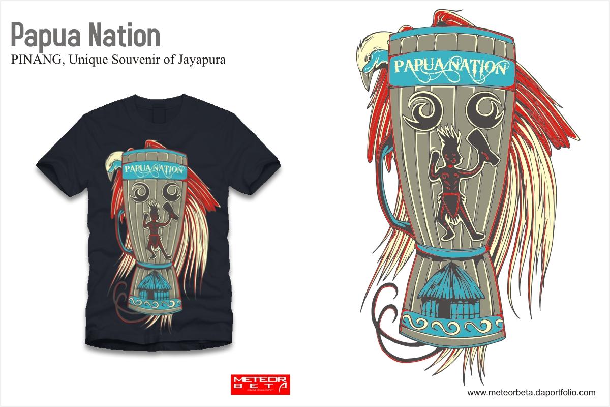 Papua METEORBETAcreative Design