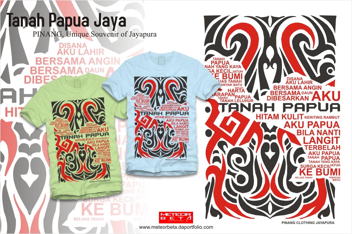 Irian Jaya METEORBETAcreative Design