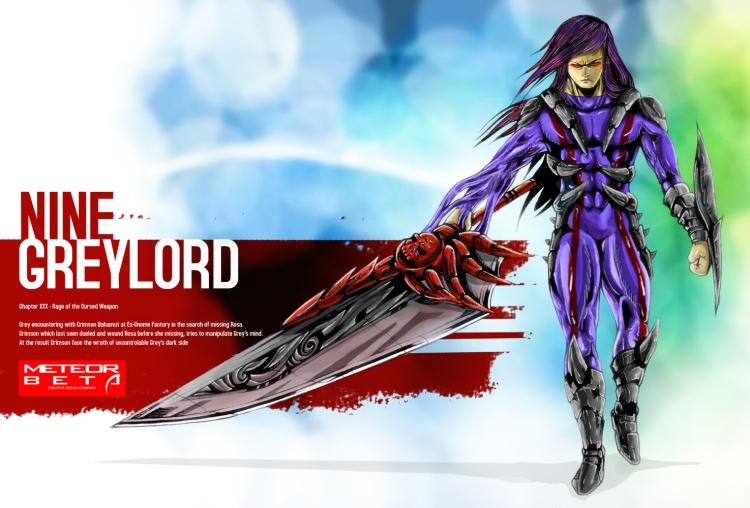 Nine Greylord teaser