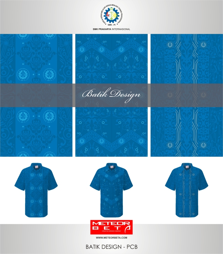 batik PCB